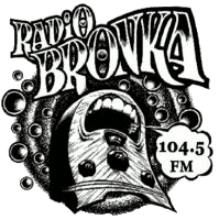Radio Bronka 104.5 FM logo