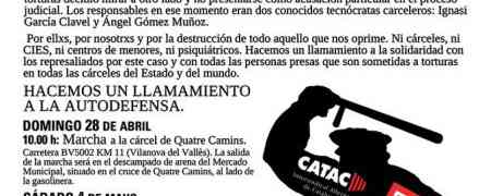 Juicio a los torturadores tras el motín de Quatre Camins