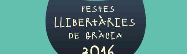 Radio en Vivo en las Festes Llibertàries de Gràcia